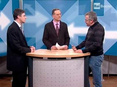 Michael Peintner Rai Sender Bozen Pro und Kontra Kinder Adopieren Kassationsgericht